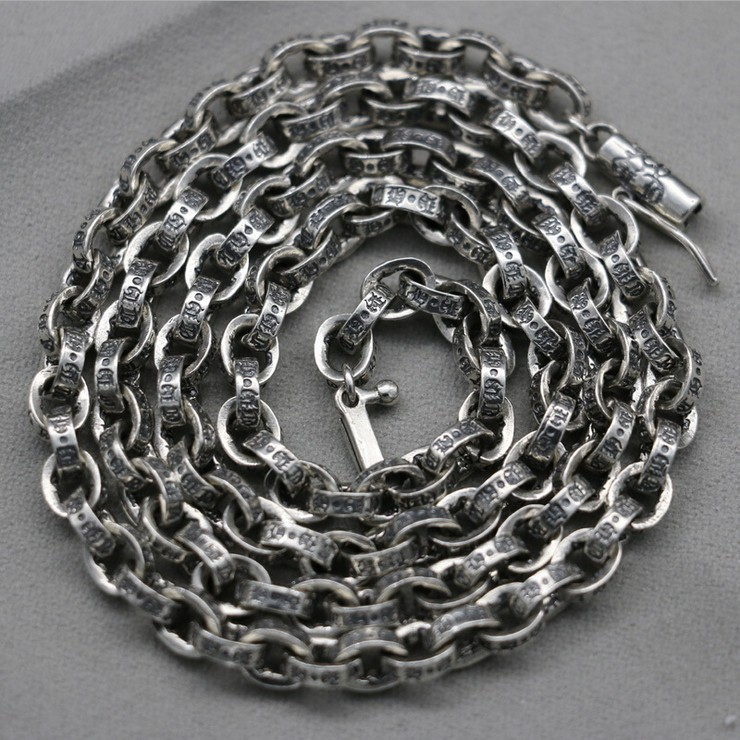 Long Necklace Male And Female Dragon Europe And The United States Clavicle Chain Female Simple Couple Chain Simple