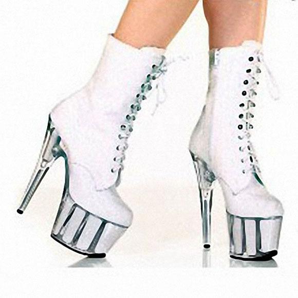 Noir Cheville Mode Talons Grande lavande Et Sexy Couleurs or À Taille Femmes 34 Pompes forme Chaussures pourpre Dentelle 46 Hauts Cm Vente rouge De 15 7 Bottes Boot blanc Plate En argent up FgIHw5qcx8
