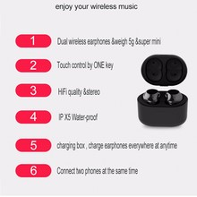 Bluetooth Earphones True wireless