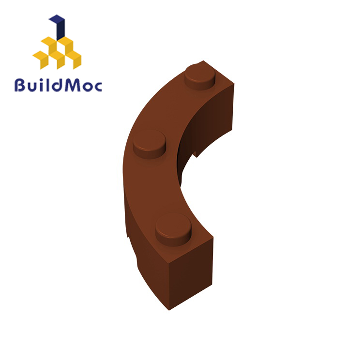 Image 5 - BuildMOC 48092 4x4 For Building Blocks Parts DIY LOGO Educational Creative gift Toys-in Blocks from Toys & Hobbies