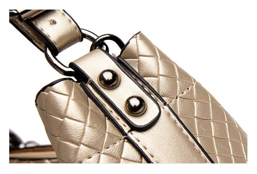 couro grande tote luxo bolsa crossbody
