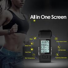อัตราการเต้นหัวใจhesvit g1 smart watchบลูทูธสำหรับiosและandroidโทรศัพท์นาฬิกาอัจฉริยะtpuสายรัดข้อมือสแตนเลสด้านล่าง