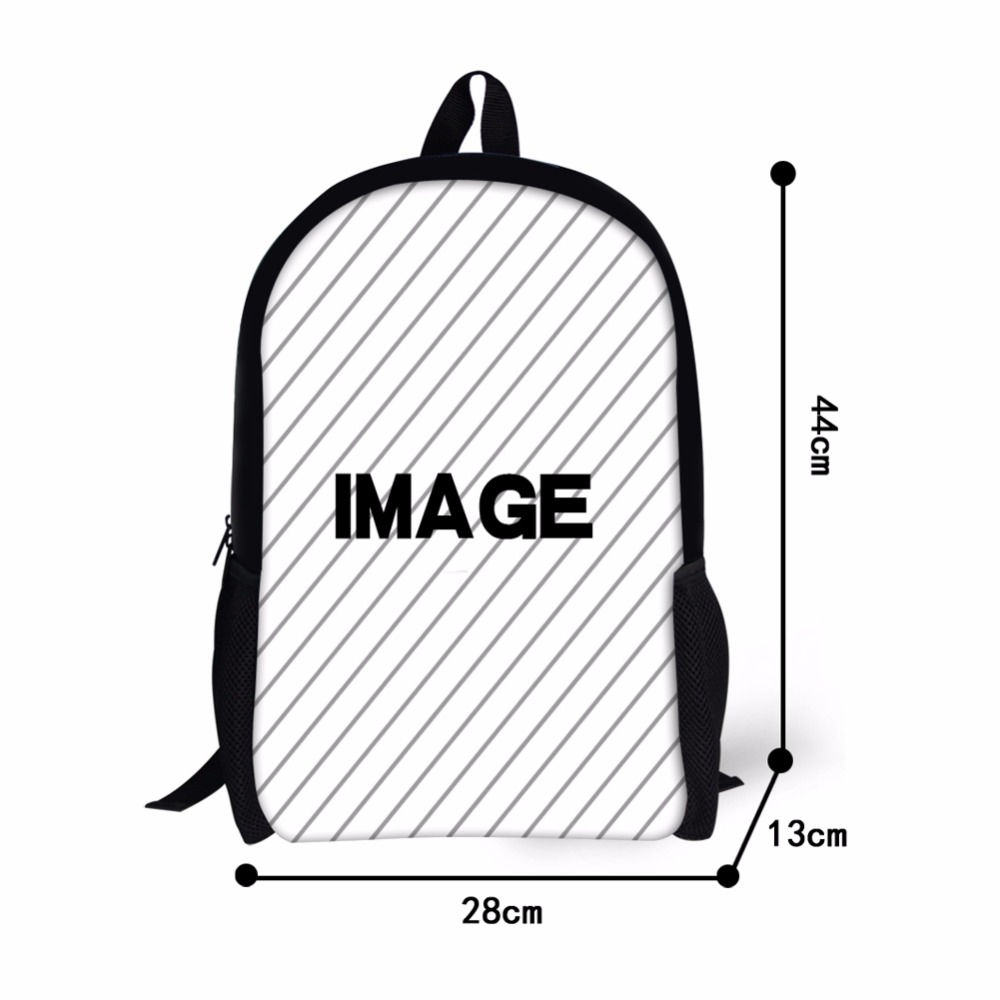 Cute Animal Cat Printing Kids School Bag Student Book Shoulder Bags Schoolbag for Teenage Girls Mochila Backpacks