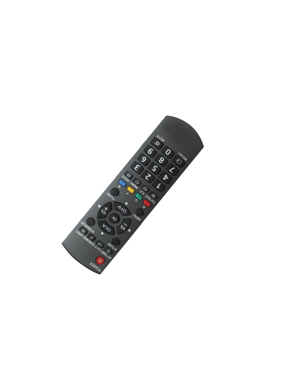 10PCS Remote Control For Panasonic TH 42PX7A TH L39EM6A TH L39EV6A TH L50B6A TH L50EM6A TH P60S60A EUR7651150 TH 42PX70A LED TV