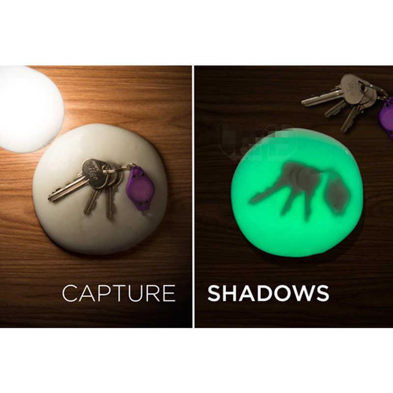 Hand Stopverf Slijm Fluorescentie Licht Lichtgevende Diy Glow In Dark Playdough Rubber Modder Plasticine Stopverf Klei Onderwijs Nieuwigheid Speelgoed