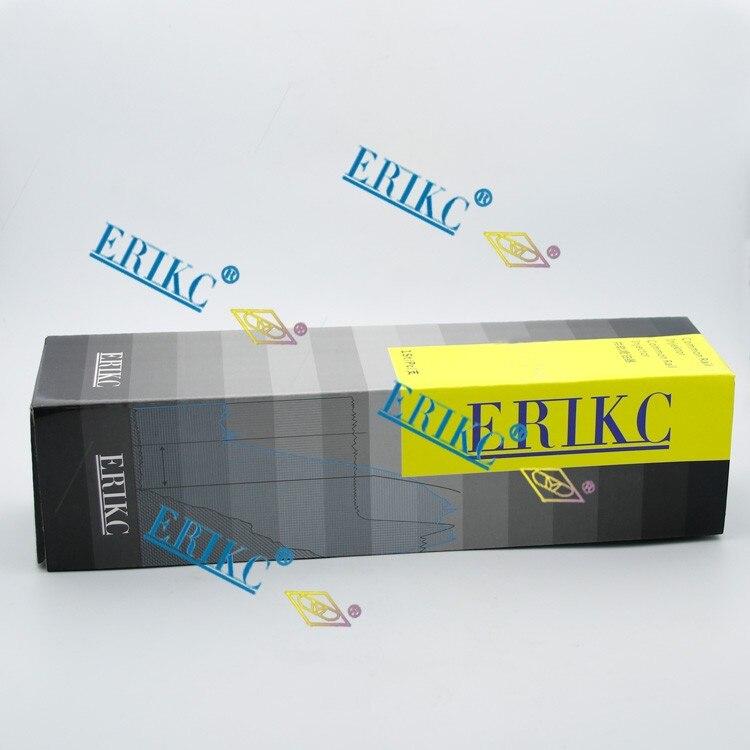 ERICK 0445110432 auto Motor set de inyector de combustible 0 445, 110 de 432 y común carril inyección diesel 0445 de 110 a 432 para JAC HF4DA1-2D
