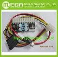 DC-ATX-160W de 160 W de alta potencia DC 12 V interruptor 24Pin ATX PSU Car Auto mini ITX fuente de Alimentación ATX