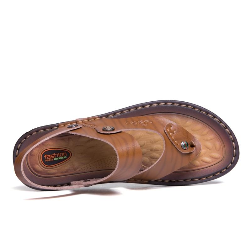 Большой Размеры Сандалии для девочек летние мягкие мужской Босоножки для Для мужчин дышащие легкие пляжные Повседневное качество Прогулки...