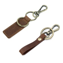 J.M.D Vintage Genuine Leather Key Wallet Women Keychain Key Holder for Automobile Keys Housekeeper Keys Organizer useful aluminum casual alloy etc organizer home 6 key accessories keys folder holder outdoor key keychain clip