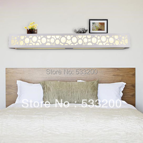 Led Wooden Wall Lamp 1 2m Bed Of Head Modern Bedroom Wood Light Carved Lighting N002 In Indoor Lamps From Lights