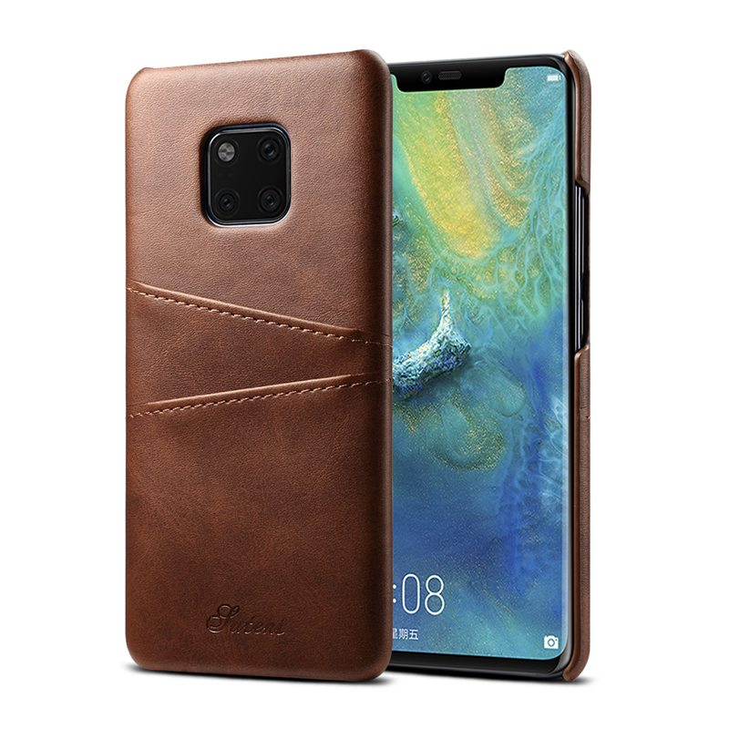 Case For Hawei Mate20 P40 P20 Pro Capa Funda Etui Luxury Leather Phone Back Cover Accessories Coque Shell Carcasas Card Pocket