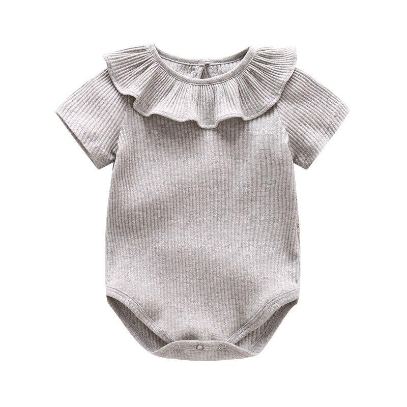 Macacão body Macacão de Bebê 2017 do Moda a Roupa Bebê Menina Conjuntos f3a2ddbcc20