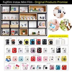 Image 5 - Originale Fuji Fujifilm Instax Mini 9 Pellicola Bordo Bianco Foto Papers Per Mini 9 8 7 s 90 25 55 condividere SP 2 Macchina Fotografica Istantanea 50 fogli