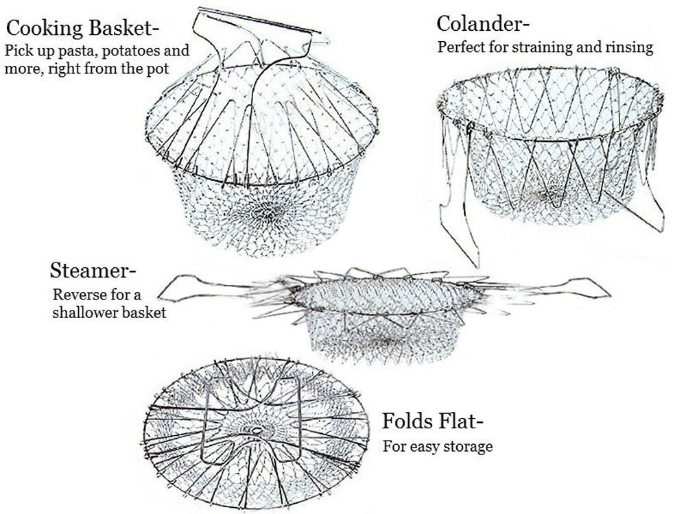Sale-Foldable-Steam-Rinse-Strain-Deep-Fry-Chef-Basket-Magic-Basket-Mesh-Basket-Strainer-Net-Kitchen (2)