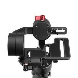 Image 5 - 3 осевой Ручной Стабилизатор Zhiyun Crane M2 Для беззеркальных камер Sony, смартфонов, экшн камер, A6500, A6300, M10, M6, Gopro