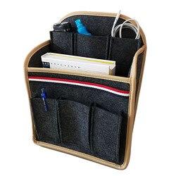 Felt Backpack Organizer Insert, Purse Organizer For Men,Women Backpack For Mummy Coach LV Shoulder Tote Bags Handbag Organizers