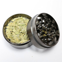 Home Supplies Hot Selling Good Quality New 4-layer Aluminum Herbal Herb Tobacco Grinder Smoke Grinders drop shipping 0529