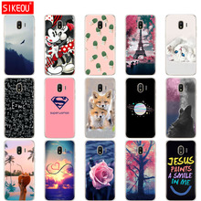 silicone Case for samsung J2 2018 case cover for Samsung Gal