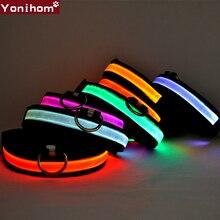 LED Luminous Night Safety Flashing Glowing