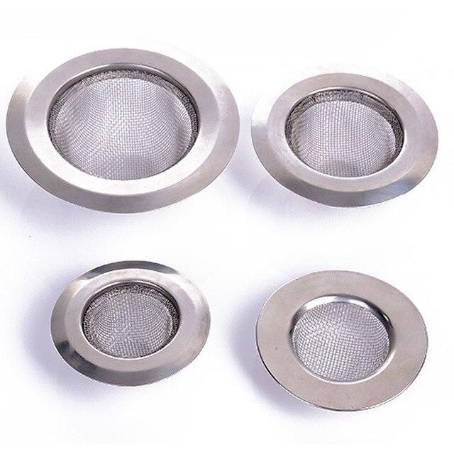 Rvs riool filter badkamer afvoer outlet aanrecht filters anti ...