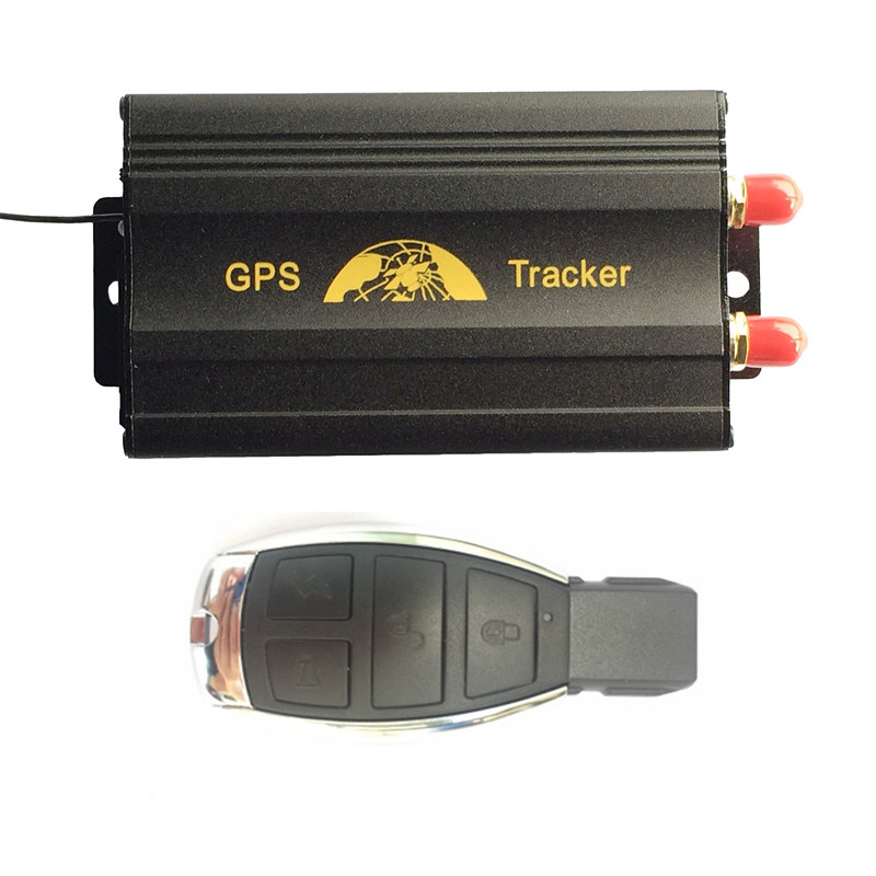 COBAN GPS103B GSM/GPRS/GPS Auto Vehicle TK103B Car GPS Tracker Tracking Device with Remote Control Anti theft Car Alarm System-in GPS Trackers from Automobiles & Motorcycles