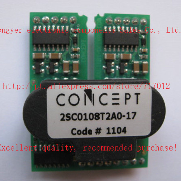 Free Shipping 2SC0108T2A0-17 IGBT driver module The new element, quality assurance,,Can directly buy or contact the seller free shipping 2sp0115t2a0 12 igbt driver module the new element quality assurance can directly buy or contact the seller