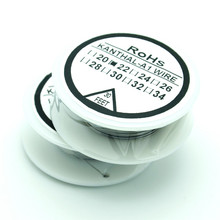 KanthalA1 wire 22 Gauge 30 FT (0.6mm) Cantal Resistance Resistor AWG A-1 Nichrome wire New pack