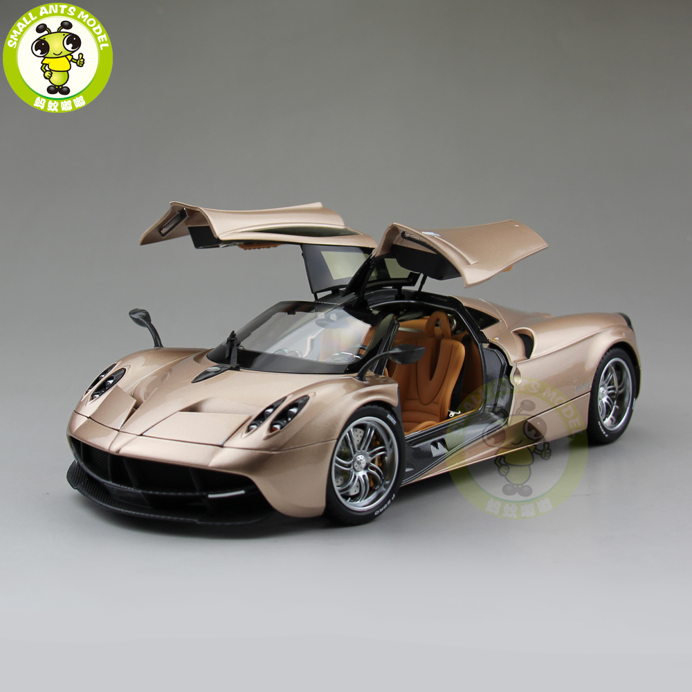 1 18 pagani automobili huayra diecast supercar model toys. Black Bedroom Furniture Sets. Home Design Ideas