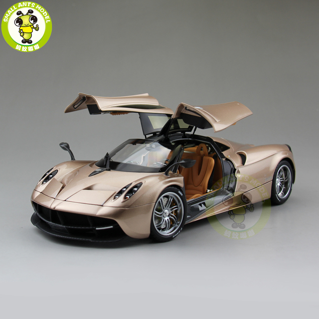 1:18 Pagani Automobili Huayra Diecast Supercar Model Toys Welly GT ...