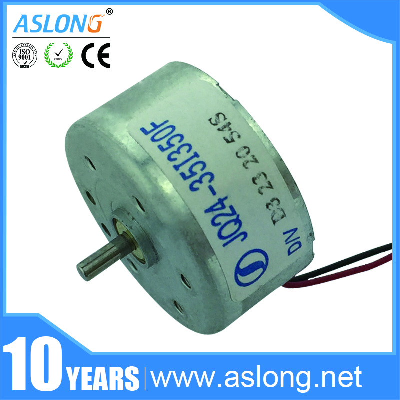 a8c4cee7c4e ASLONG RF 300EA Diámetro Del Eje 2mm 1800 RPM 2 Wired High Torque DC Mini  Micro Motor de Vibración 12mm x 24mm (L   D) en Motor DC de Mejoras para el  ...