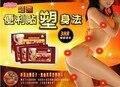 10 unids / packet para adelgazar ombligo palo remiendo delgado perder pérdida de peso quemar grasa que adelgaza la crema de cuidado de la salud