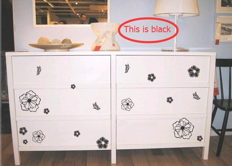 HTB1hNk3JVXXXXa9XXXXq6xXFXXXo - High Quality Household Washing Machine Refrigerator Stickers Flowers Butterflies Wall Stickers Home Decor For Kitchen Bathroom
