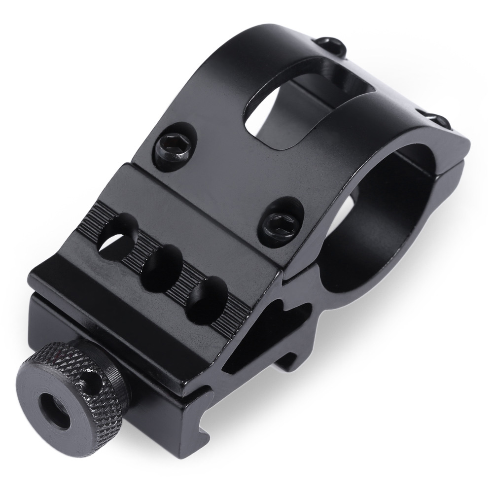 25mm Scope Rings 20mm Dovetail Rail Aluminum Mount Tactical For Hunting Gun Airsoft Rifle Air Soft Sniper Accessories