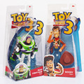 Toy Story 3 Buzz Lightyear with Wind Toy woody and buzz Figures brand new in box Free shipping 2PCS/Lot
