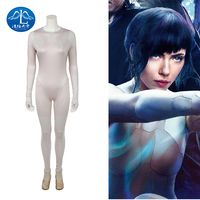 MLYX Woman Cosplay Movie Ghost In The Shell Halloween Cosplay Kusanagi Motoko Femme Carnival Costumes Gloves