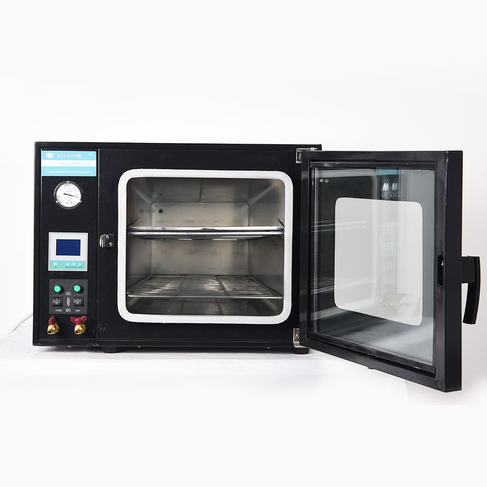 110V /220V 0.9 Cu Ft Lab Digital 55L Electrical Vacuum Drying Oven DZF 6050 Stainless Steel Digital Display|Lab Drying Equipment| |  - title=