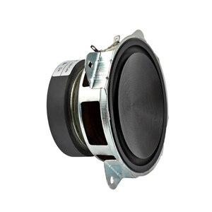 Image 2 - AIYIMA 30W 4Inch 1Pc Column Woofer Speaker Subwoofer 6Ohm Bass Audio Speaker DIY Home Theater Music Center Altavoz Portatil
