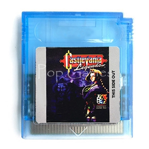 Castlevania legends English Language Game Cartridge for 16 Bit Game Console