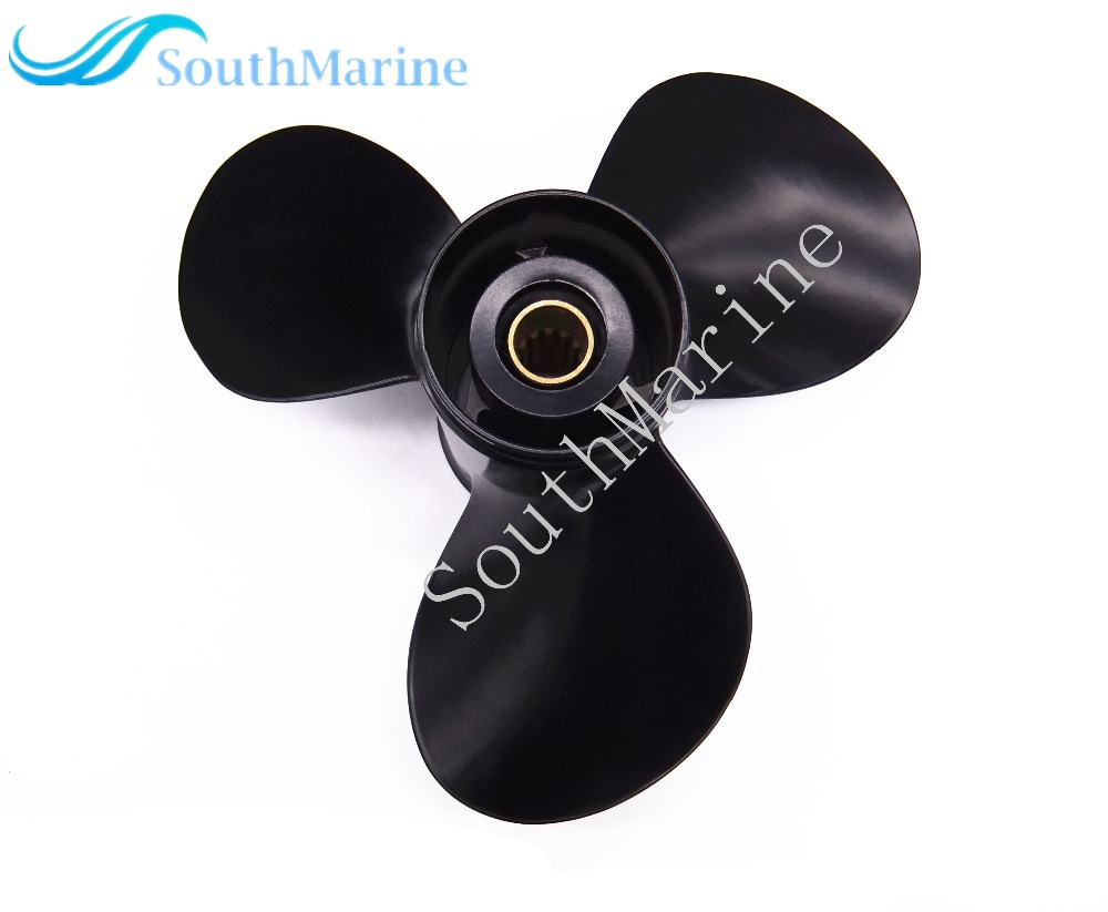 11 5/8x11-R Outboard Motors Aluminum Propeller  For Suzuki 40HP 50HP 55HP 11 5/8 x 11 -R fuel pump 15200 87j10 15200 87j00 for suzuki outboard engine df40 df50 40hp 50hp