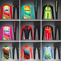 SEA PLANETSP 2017 Maillots Cadenza Soccer Tracksuit Chandal 2018 Survetement Football Tracksuit Training Suit Best Quality