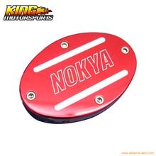 Для 88-00 Civic 94-01 Integra Nokya Красный Радиатора Заглушка