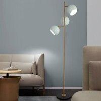 Современные светодио дный торшеры спальня освещение Nordic стоя светильников Домашнее освещение гостиная Деко Напольные светильники