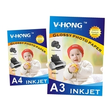 a4 a5 a6 4r 5r printer paper glossy for photo