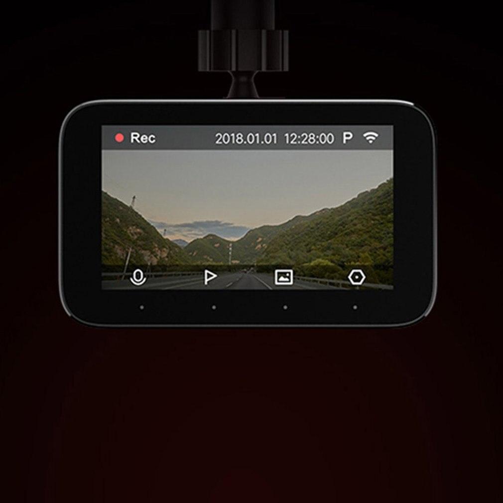 Xiaomi Mijia Carcorder 1 S Smart DVR 1080 P Camera 3D Auto Rijden Recorder Ruisonderdrukking IPS Screen Lokale Voice controle - 3