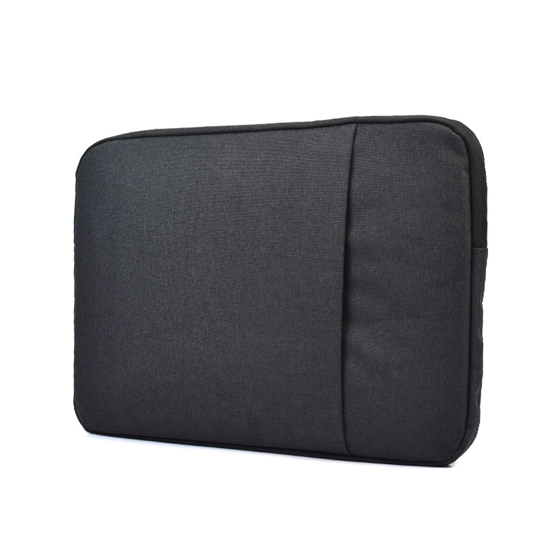 Hoge kwaliteit zachte hoes laptop tassen draagbare rits laptop - Notebook accessoires - Foto 3