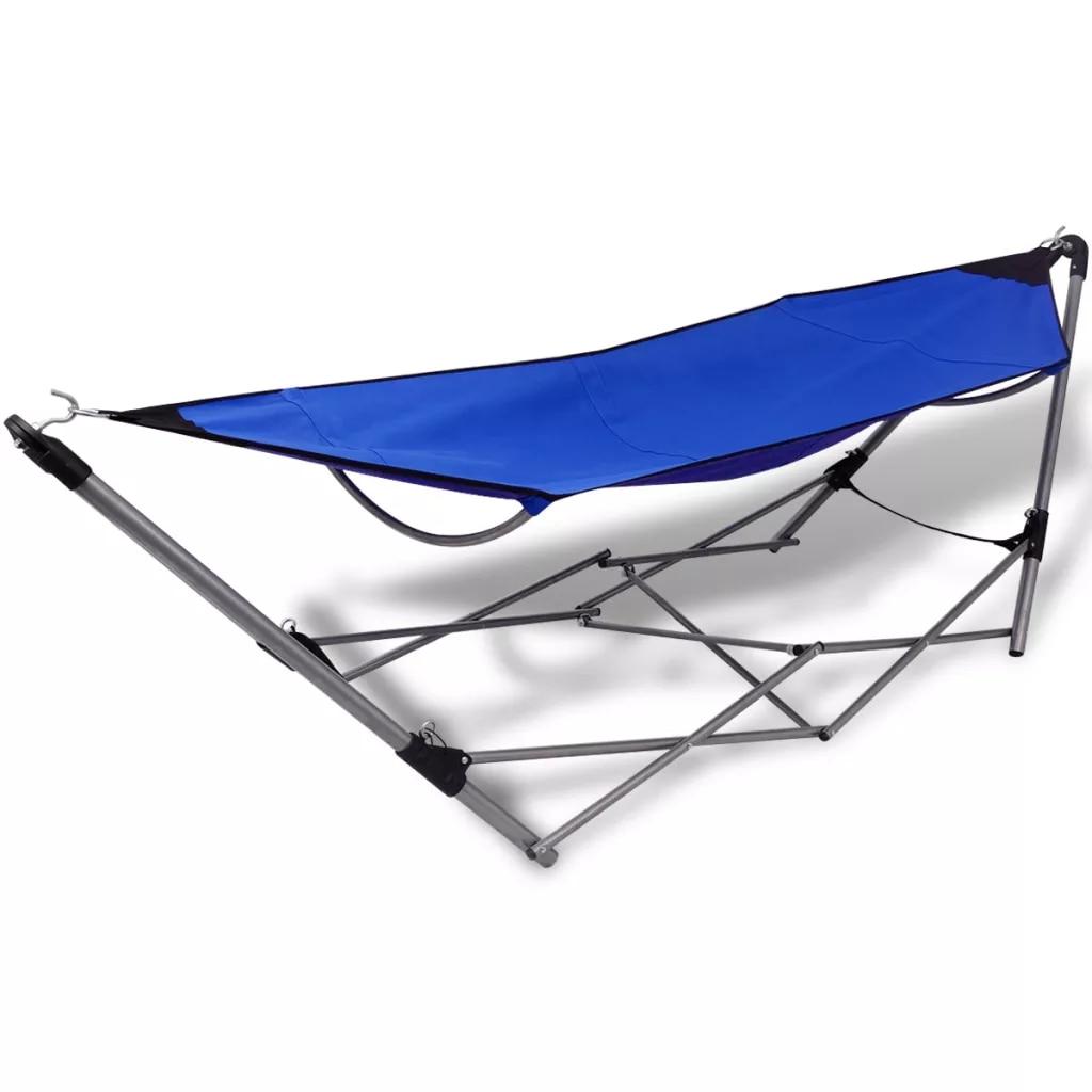 Folding Hammock Beach Chair Outdoor Portable Folding Camping