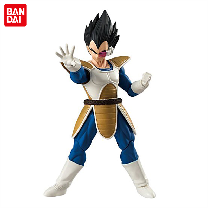 Japan Anime Dragon Ball Z Original BANDAI Tamashii Nations SHODO SHOKUGAN Vol.4 Action Figure - Vegeta (9cm tall) dmz vol 12 five nations ny
