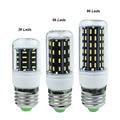 5 pçs/lote E27 Led milho bulbo 36 / 56 / 96 peça SMD4014 levou chip de iluminação da lâmpada levou interior