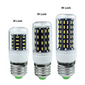 5pcs/lot E27 Led corn bulb 36/56/96 piece SMD4014 led chip for indoor led lamp lighting