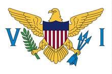 Бесплатная доставка xvggdg 3x5 футов флаг США Виргинских островов и Союза США